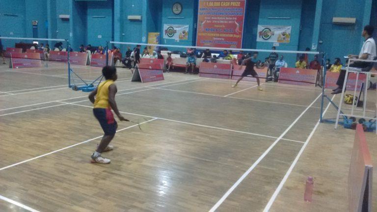Kanhiya Lal Mahadevi Agarwal Memorial U.P. State Sub Jr Badminton Championship -2017