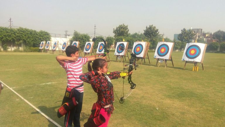 Devi Lal Stadium to serve as practise ground for Gurgaon's Archery team