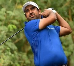Panasonic Open India champion