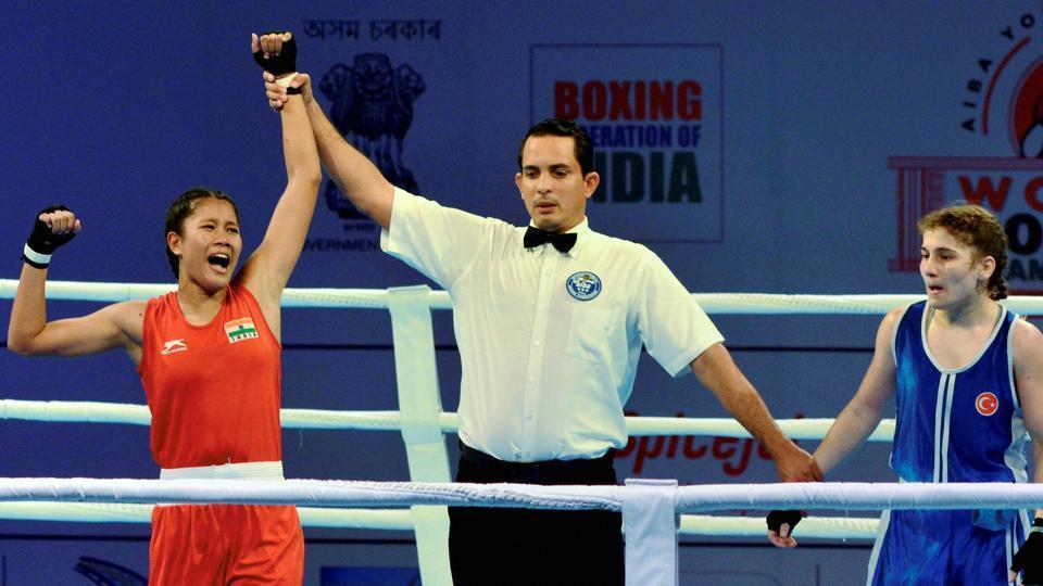 AIBAWomen's Youth World Boxing