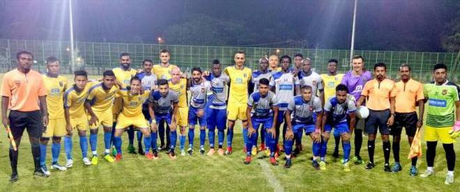 Goalless friendly and crucial lessons