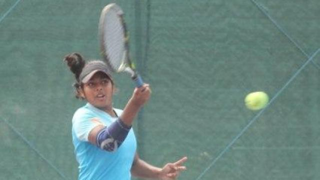 RS Sagar ITA Tennis: In the finals of UP and Shambhavi Tennis