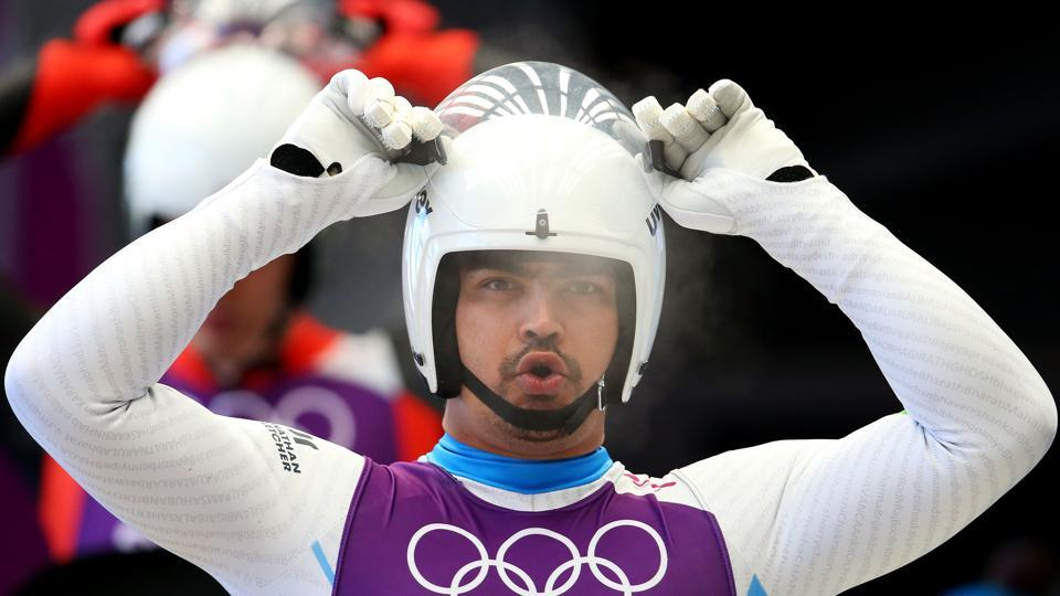 Shiva Keshavan qualifies for his sixth Winter Olympics