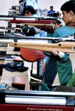 500 Shooters will be aiming for medals from today