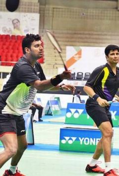 Senior National badminton championship