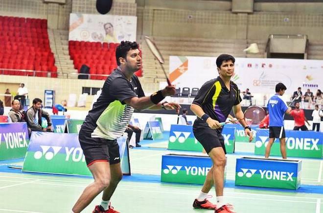 Senior National badminton championship