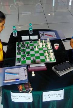 44th National women's premier chess championship