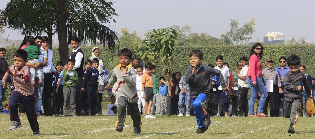 Inter school Athletics Championship