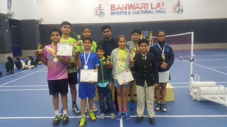 Gaur Super Cup Badminton