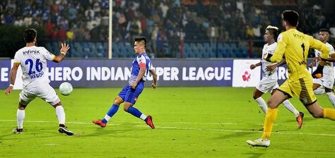 Delhi soccers
