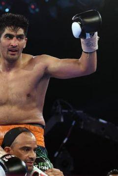 Vijender Singh to take on Super middleweight