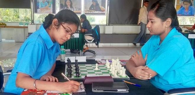 Padmini still ahead despite draw
