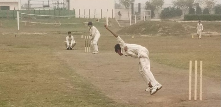 Uttaranchal Boys beat Saba Karim Academy by 3 wickets