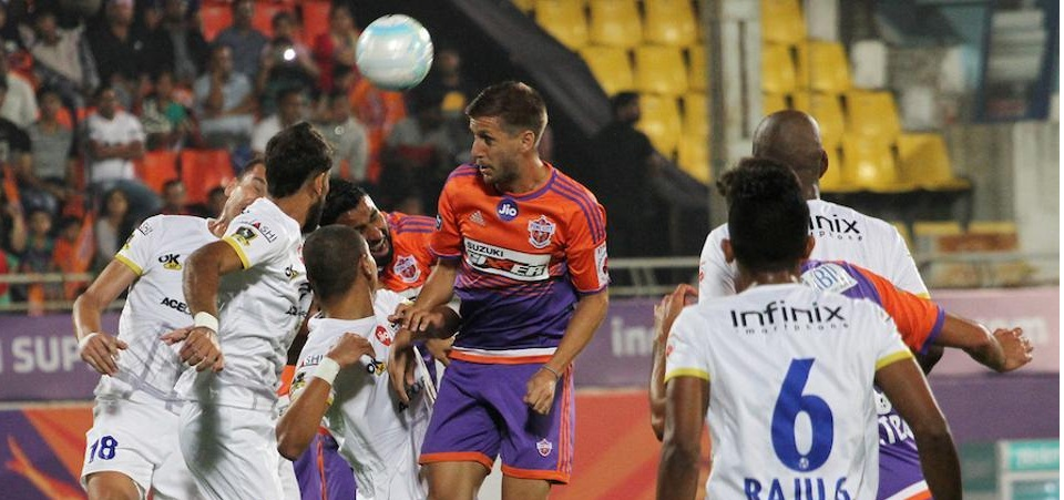 Mumbai City FC call for away stands in ISL after fans clash