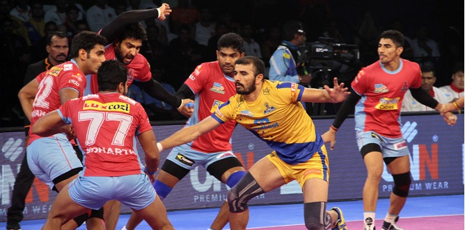 Pro Kabaddi League is second to IPL in most watched