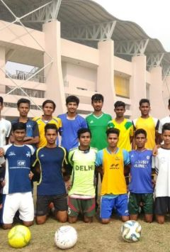 22 footballers will sow talent in I League football