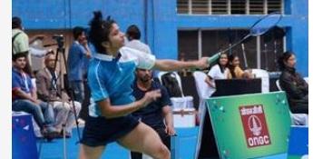 Malvika Prevails Over Ashmita