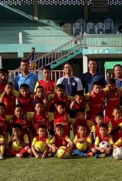 Mizorams Champhai district takes growth of Indian football