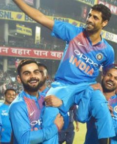 Nehra farewell made sweeter as India