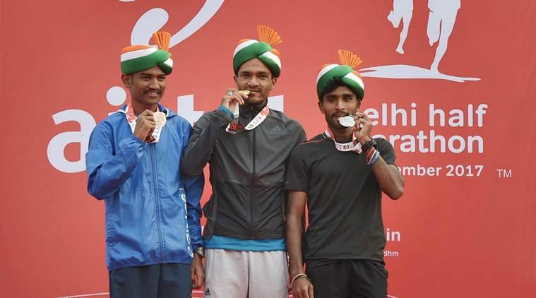 Delhi Half Marathon