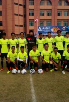 Indian School defeated Kerala 7-1