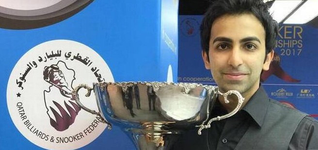Pankaj Advani waltzes to an 18th World title