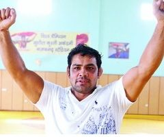 All eyes will be on Sushil Kumar at Wrestling Nationals