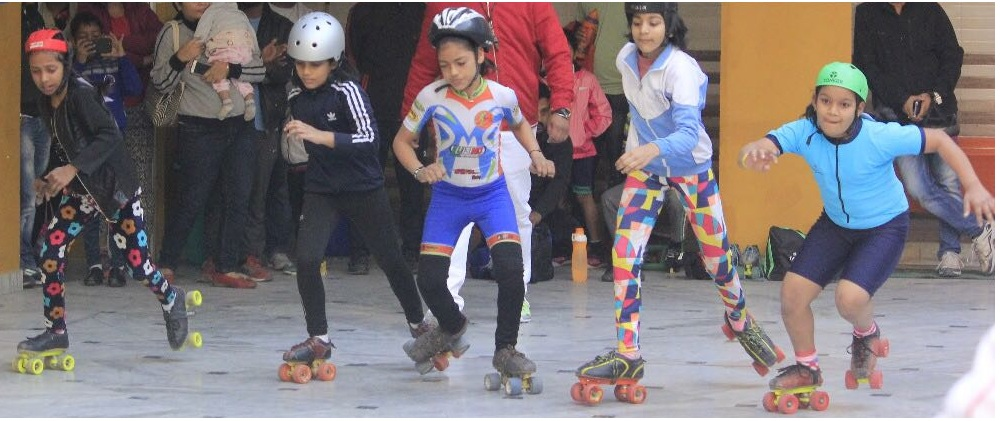 Inter School Skating Championship