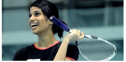 Joshna Chinappa advances in Hong Kong