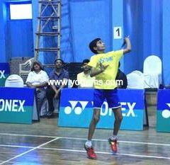 YoGems Emerging Players' District Badminton Tournament 2017