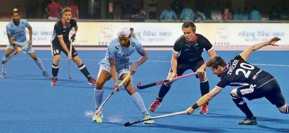 Hockey World League Final
