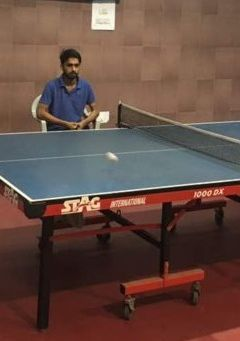 District Table Tennis Competition