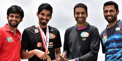 2017 was a watershed year for Indian badminton