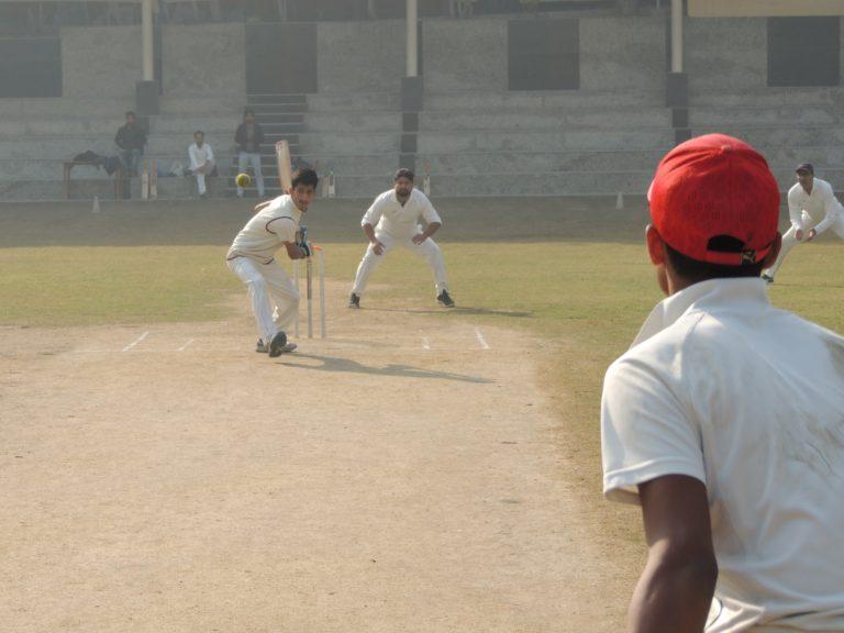 Pratap Vihar won with the help of two glorious centuries