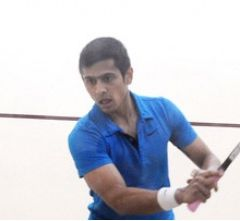 Saurav Ghosal jumps to No- 16
