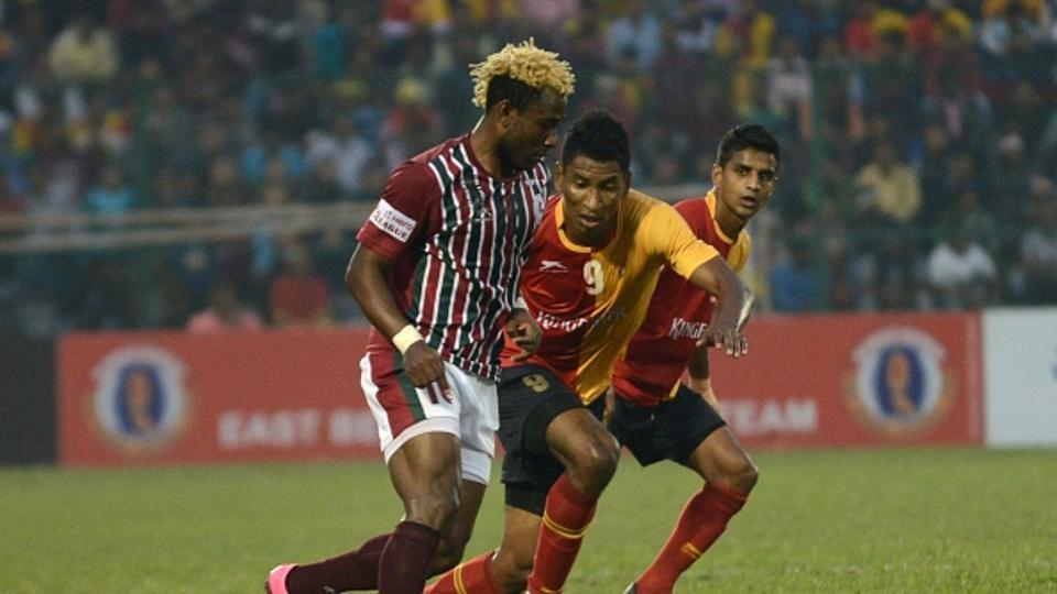 Mohun Bagan held by 10-man Indian Arrows in I-League clash