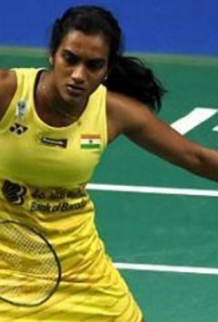 Sindhu geared up