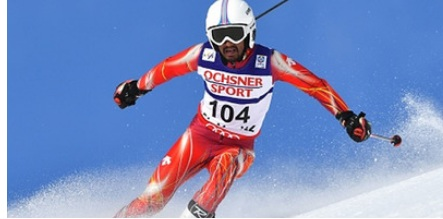 Skier Himanshu Thakur seeks funds to qualify for Winter Olympics