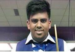 Shrikrishna wins snooker title too