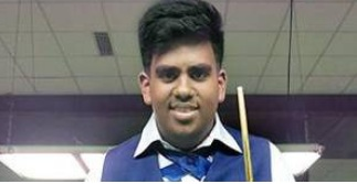 Shrikrishna wins snooker title too