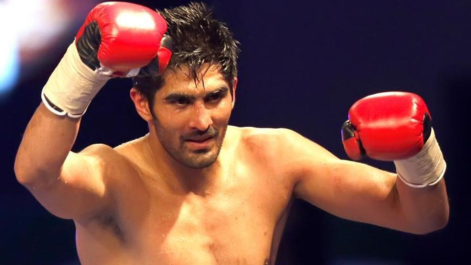Vijender Singh faces an African next - How farcical are his pro boxing bouts