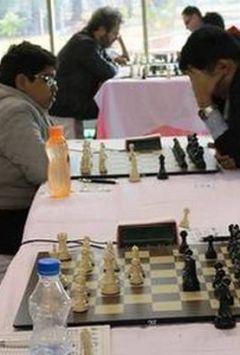 Delhi International Open chess tournament