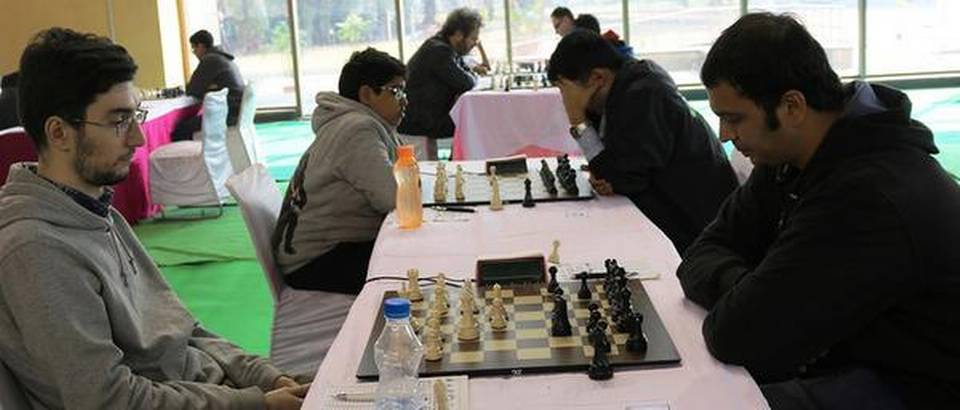 Delhi International Open chess tournament