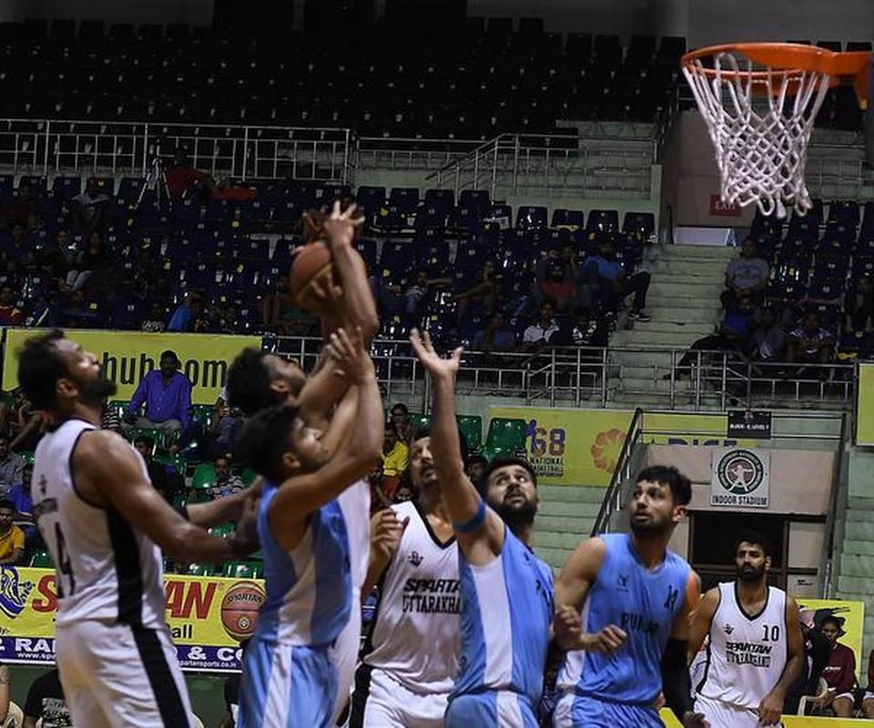 Senior National Basketball Championship