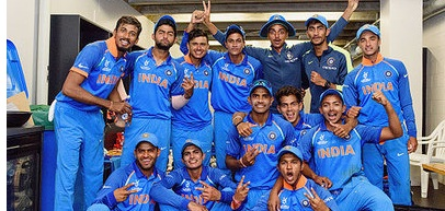 India place in ICC Under-19 World Cup final