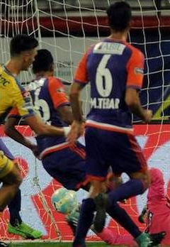Blasters hold Pune City