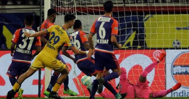 Blasters hold Pune City