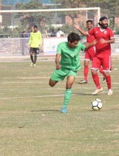 North Zone Santosh Trophy Football Qualifier