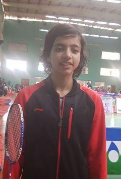 Samayra wins All India Ranking Championship