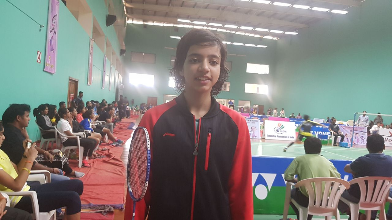 Samayra wins All India Ranking Championship